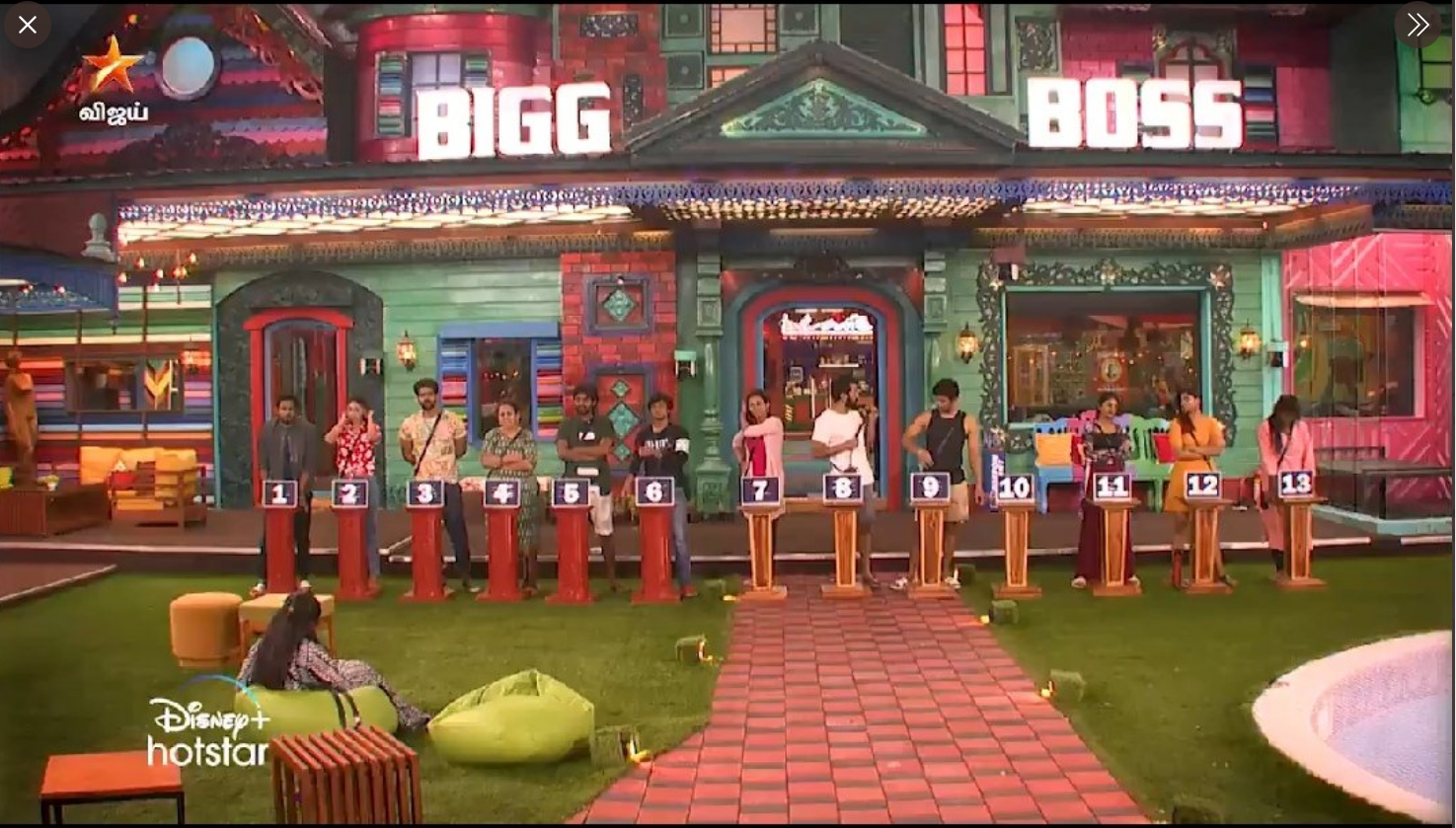 bigg boss 4 tamil call center task positions